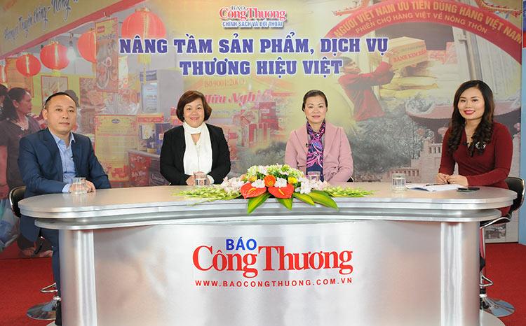 Tọa đàm: Nâng tầm sản phẩm, dịch vụ, thương hiệu Việt - Phần 1