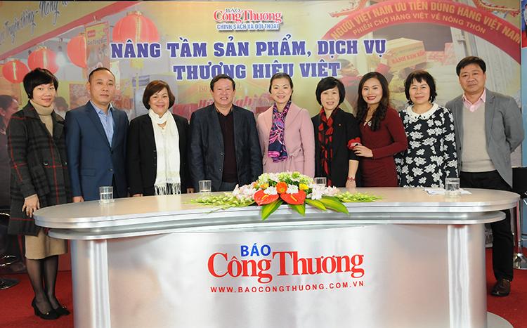 Tọa đàm: Nâng tầm sản phẩm, dịch vụ, thương hiệu Việt - Phần 3