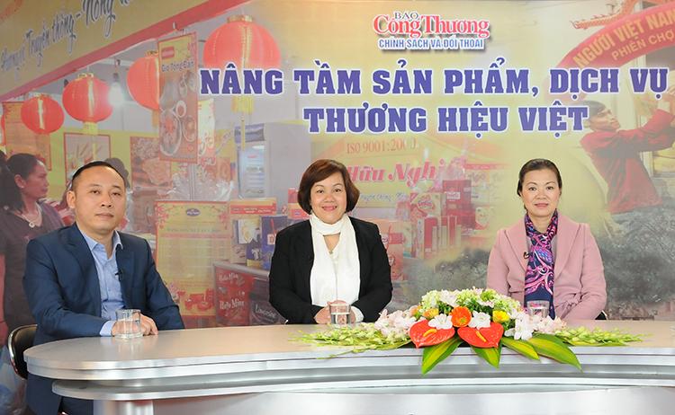 Tọa đàm: Nâng tầm sản phẩm, dịch vụ, thương hiệu Việt - Phần 2