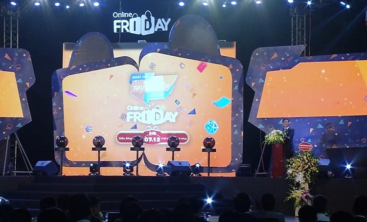 Ngày mua sắm trực tuyến Online Friday: Sức hút từ khuyến mại