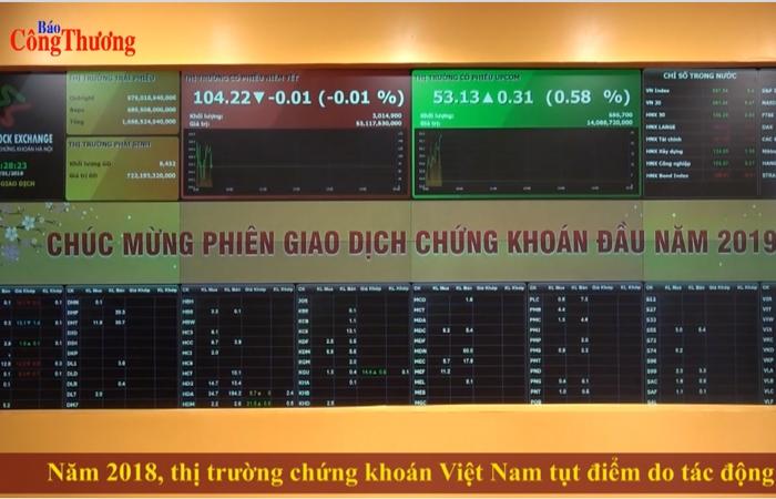 Thúc đẩy các giải pháp nâng hạng thị trường chứng khoán Việt Nam