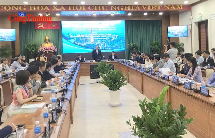 Kiều bào hiến kế cho TP. Hồ Chí Minh xây dựng đô thị sáng tạo và trung tâm tài chính khu vực