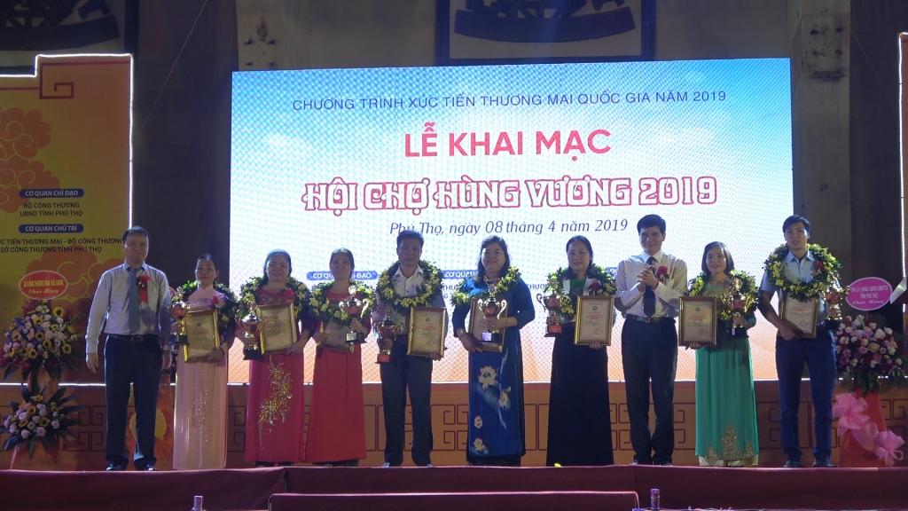 Phú Thọ: Đẩy mạnh xúc tiến thương mại gắn với cuộc vận động dùng hàng Việt