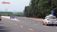 Cao tốc La Sơn – Túy Loan chậm thông xe do vướng giải phóng mặt bằng