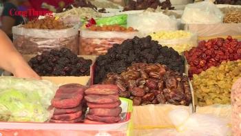 Đảm bảo an toàn vệ sinh thực phẩm tại chợ truyền thống