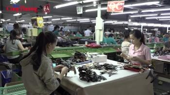 Doanh nghiệp da giày chủ động tận dụng lợi thế từ EVFTA