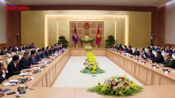 Việt Nam – Campuchia: Tiếp tục hợp tác toàn diện, bền vững lâu dài