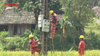 Hà Giang: Gian nan đưa điện về thôn, bản vùng cao