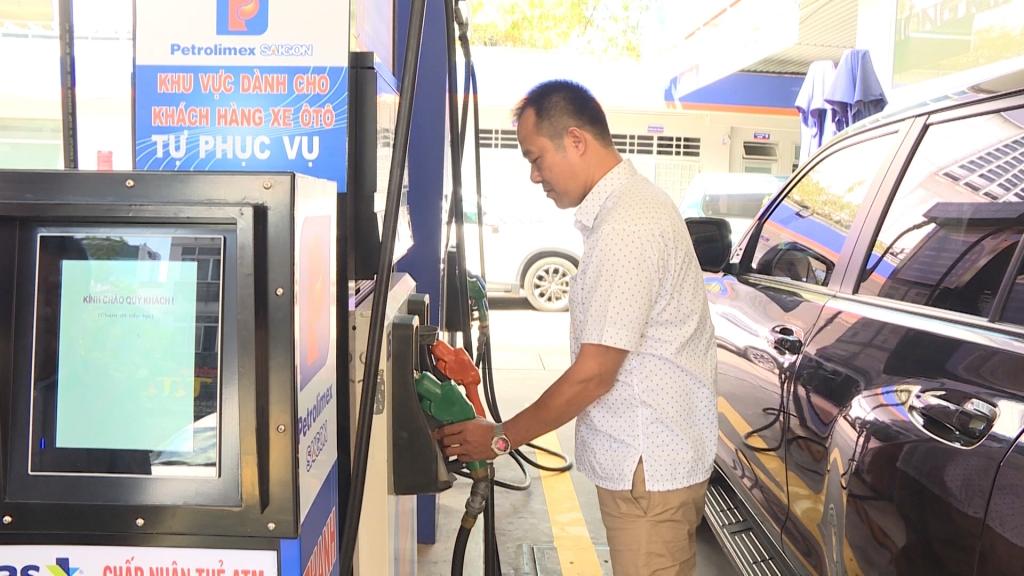 Tự động hóa bán lẻ xăng dầu tại TP. Hồ Chí Minh