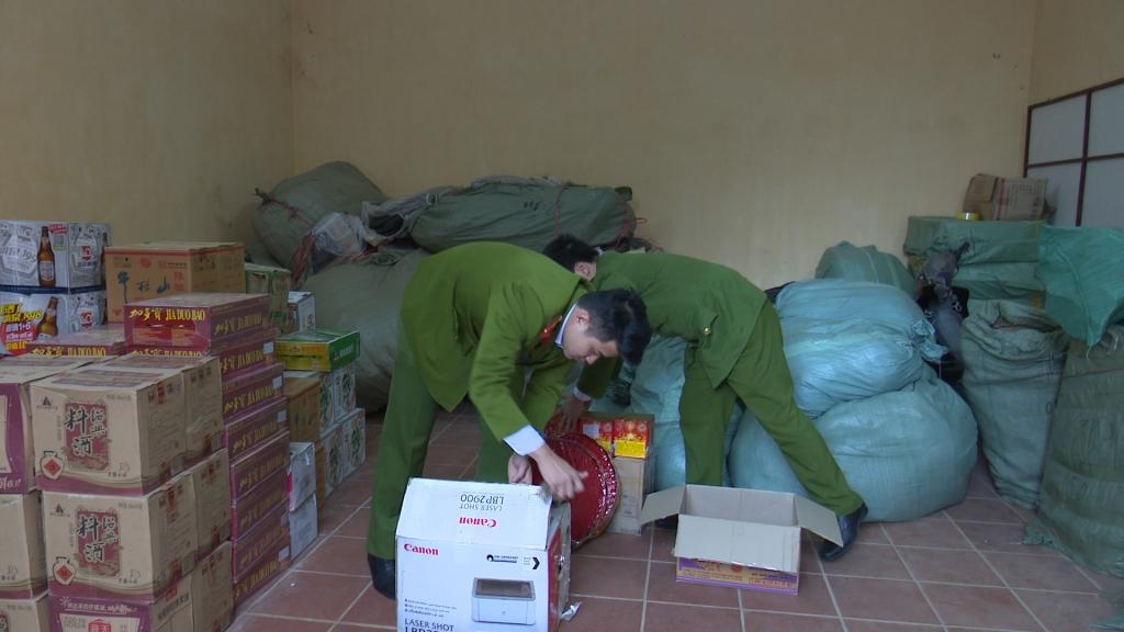 Cao điểm chống buôn lậu trên xứ Lạng