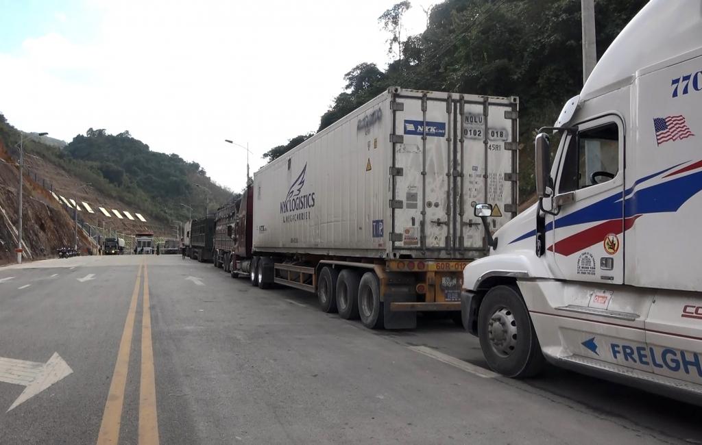Xuất khẩu nông sản sang Trung Quốc: Hướng tới chính ngạch