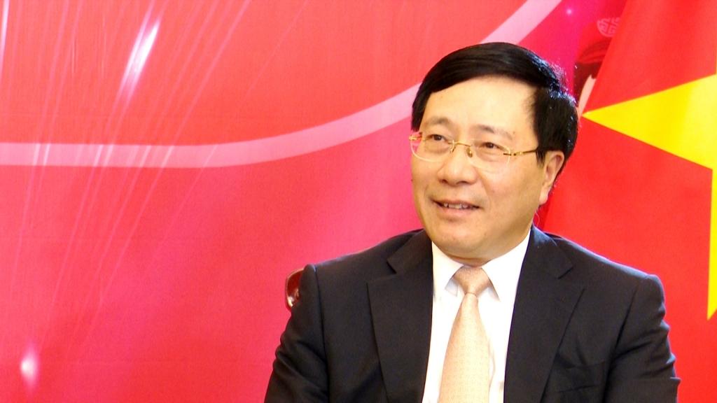 Đảm nhiệm vai trò kép là nhiệm vụ hàng đầu trong công tác đối ngoại của Việt Nam trong năm 2020