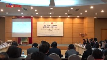 Đối thoại kinh tế Việt Nam - Nhật Bản