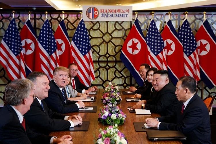 Mỹ - Triều Tiên không đạt được thỏa thuận, không ra được tuyên bố chung