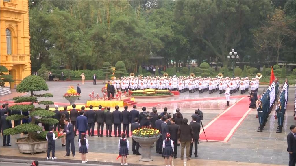 Chủ tịch Triều tiên Kim Jong-un kết thúc tốt đẹp chuyến thăm hữu nghị chính thức Việt Nam