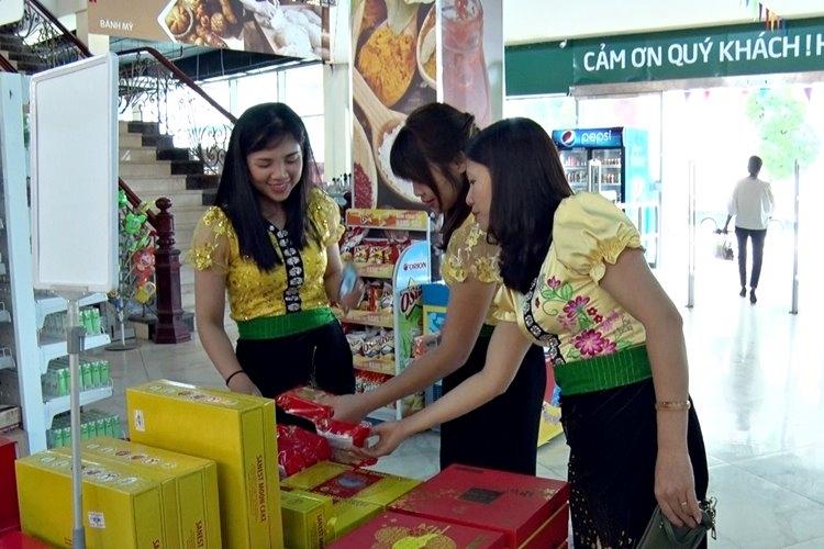 Thói quen mua sắm mới trên cao nguyên Mộc Châu