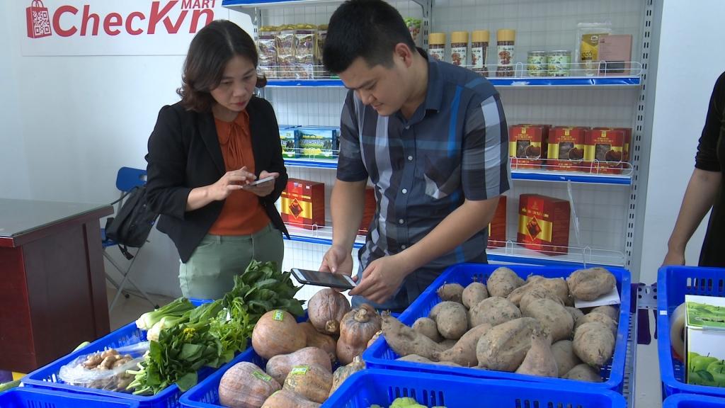 Truy xuất nguồn gốc thực phẩm - Con tem nhỏ, niềm tin lớn