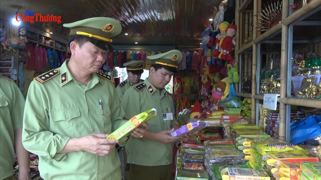Đảm bảo bình ổn thị trường trong dịp lễ hội Đền Hùng