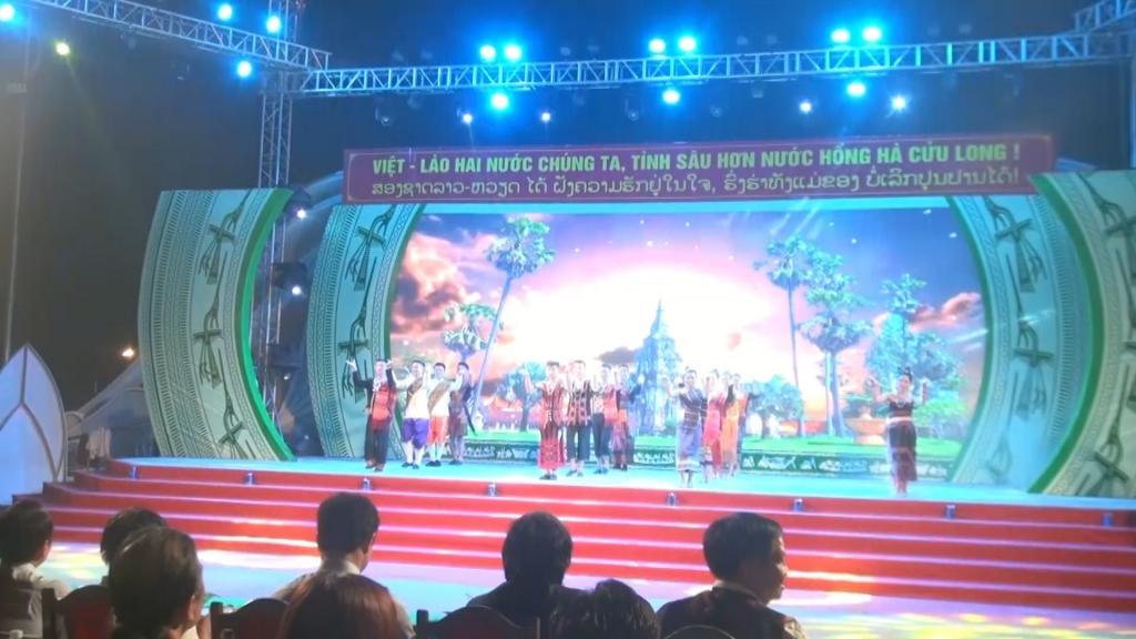 Thắm tình đoàn kết, hữu nghị dân tộc vùng biên giới Việt Nam - Lào