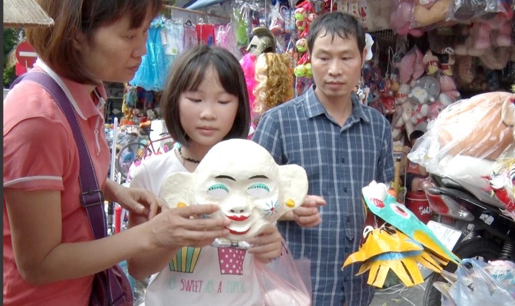 Lưu giữ nét Trung thu xưa qua những đồ chơi truyền thống