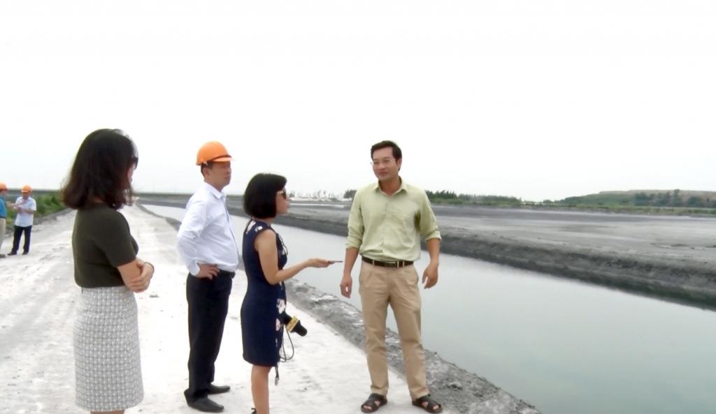 Công ty DAP – Vinachem – Tập trung các giải pháp đảm bảo an toàn môi trường và ứng phó với siêu bão Măngkhut
