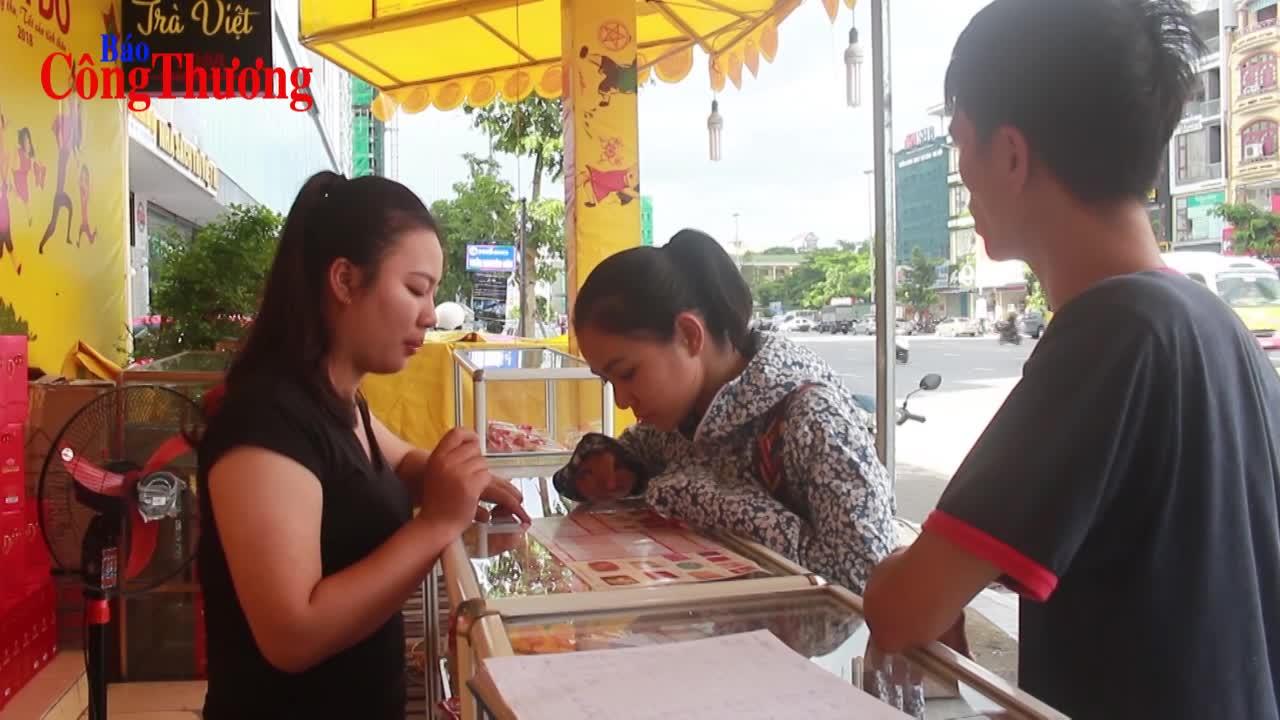 Trầm lắng thị trường trung thu tại Quảng Ninh