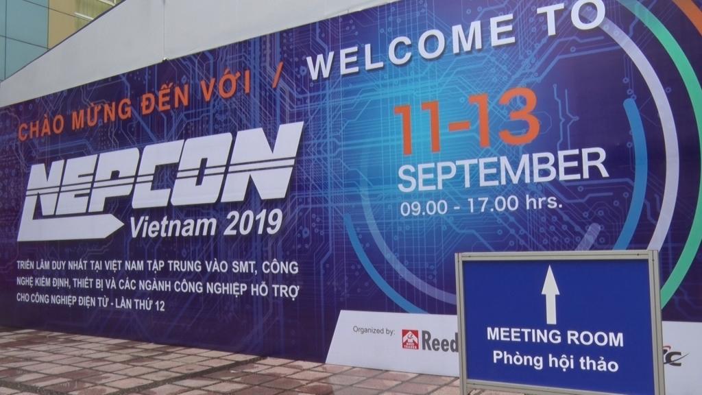 Cơ hội phát triển ngành điện tử Việt Nam