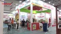 Doanh nghiệp Việt gấp rút hoàn thiện gian hàng trước ngày khai mạc CAEXPO 2019