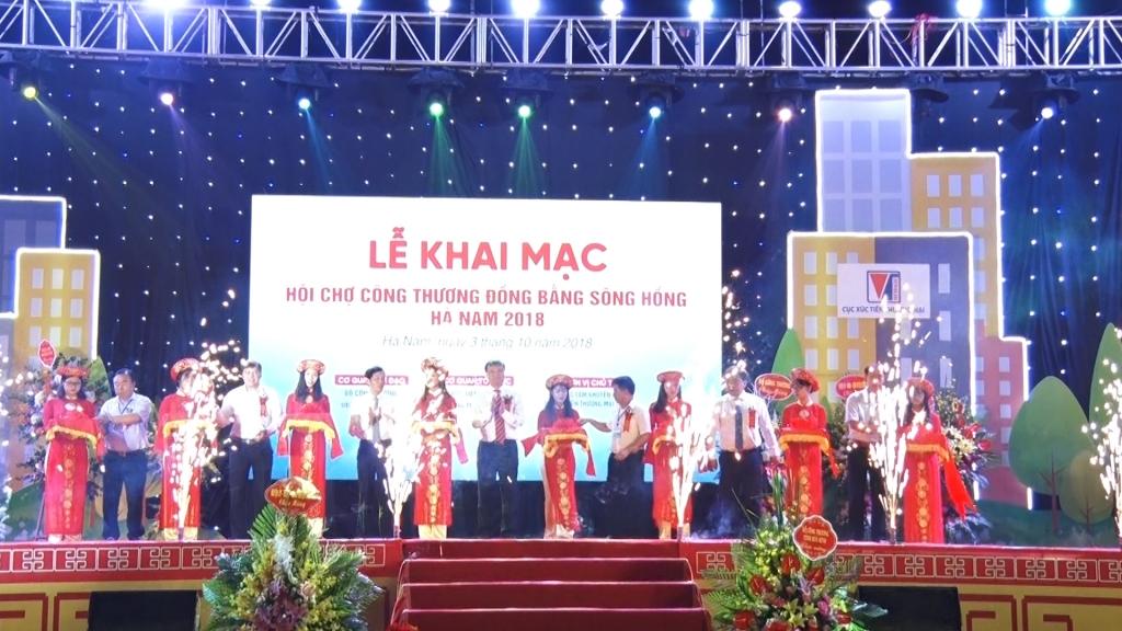 Hà Nam đẩy mạnh xúc tiến công nghiệp và thương mại