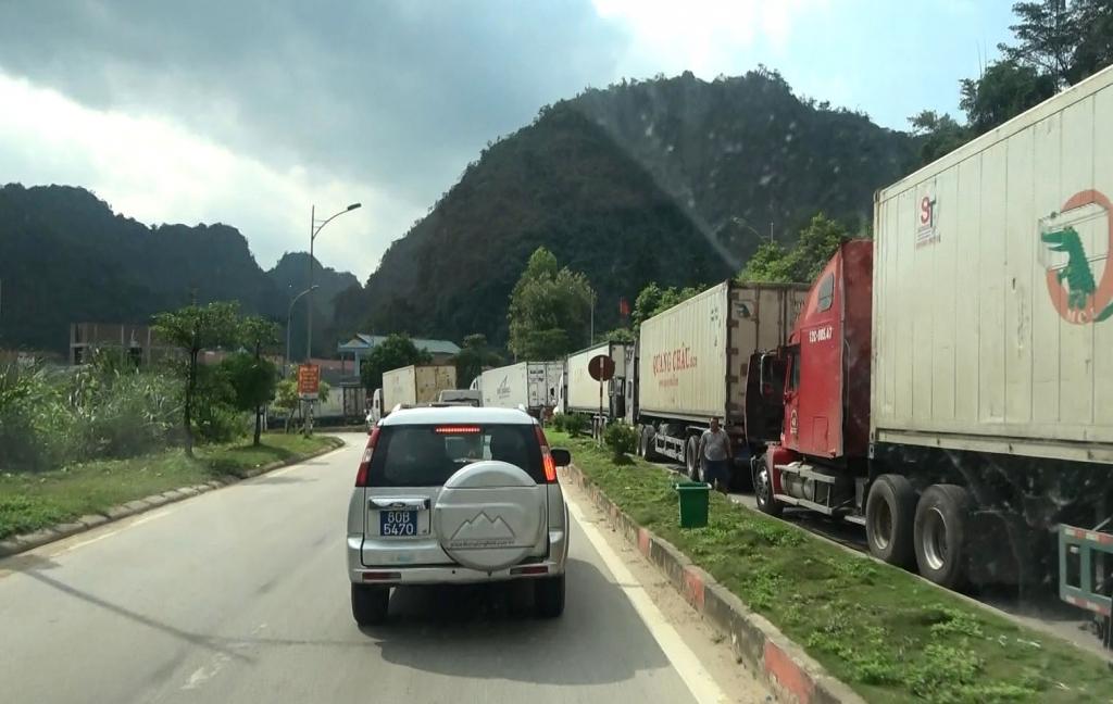 Bộ Công Thương phối hợp giải quyết ùn ứ nông sản xuất khẩu ở Lạng Sơn