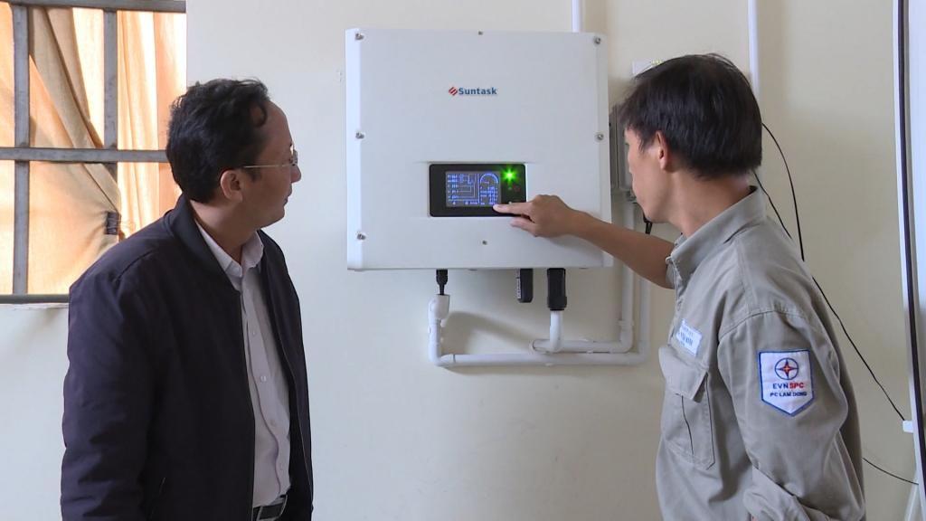 Lâm Đồng: Thúc đẩy phát triển điện mặt trời áp mái