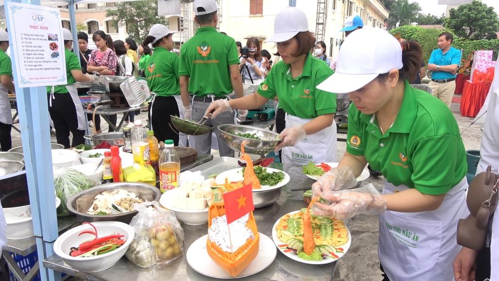 Công đoàn ngành Công Thương cùng hành động vì an toàn thực phẩm