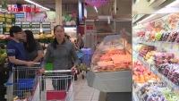 TP. Hồ Chí Minh: Thay đổi thói quen mua sắm của người Việt