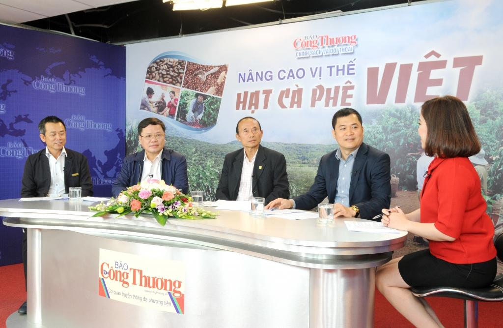 Nâng cao vị thế hạt cà phê Việt - Phần I: Tiềm năng kèm thách thức