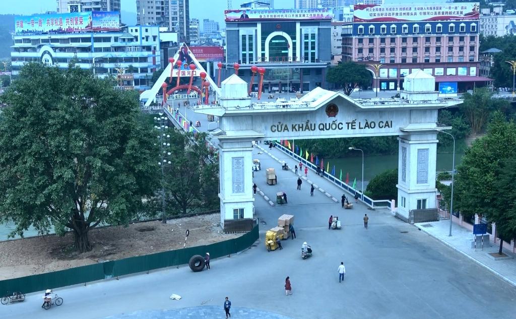 Xuất nhập khẩu qua Lào Cai 2019: Tiếp nối đà tăng trưởng