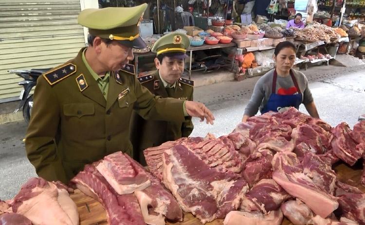 Phối hợp ngăn chặn triệt để xuất khẩu lậu lợn qua Lạng Sơn