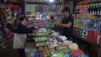 Chợ biên giới Tịnh Biên nhộn nhịp cuối năm
