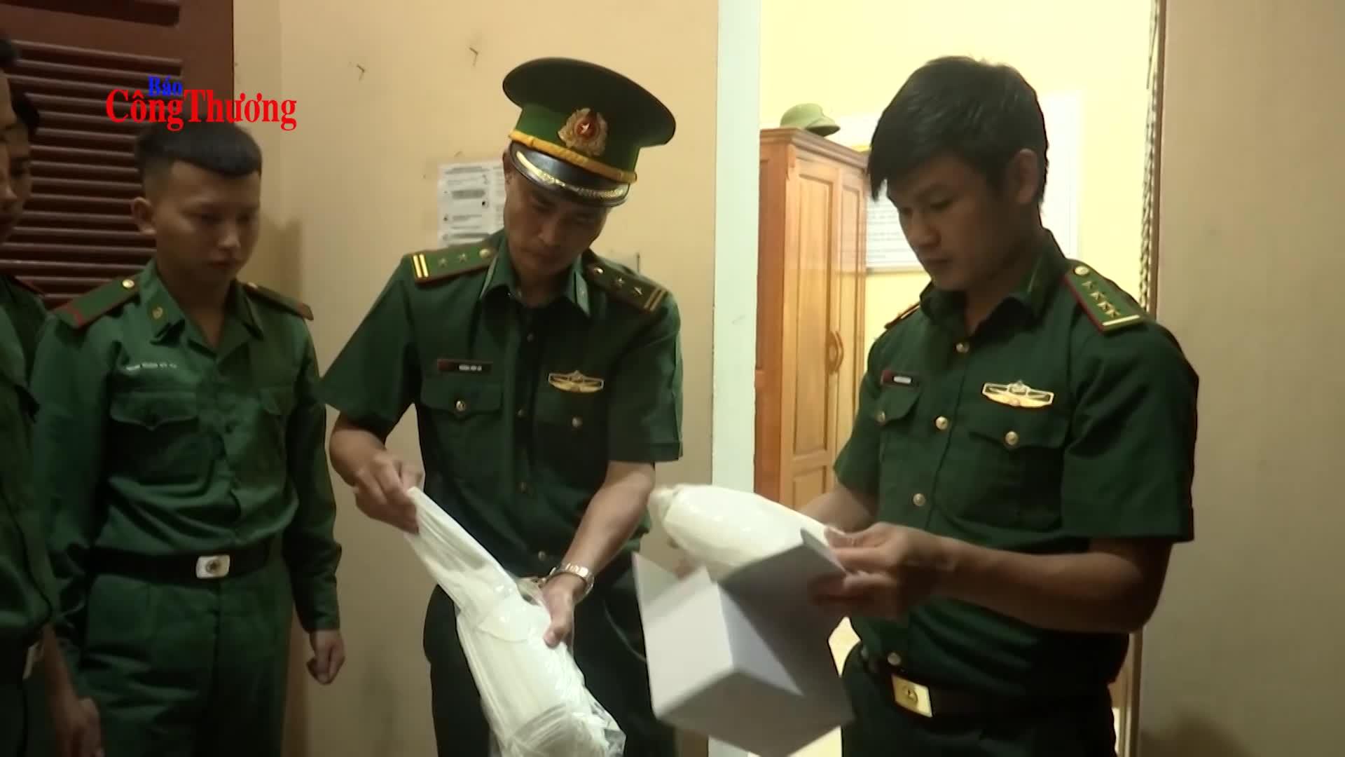Đà Nẵng: Phát hiện hơn 200.000 khẩu trang không nhãn mác