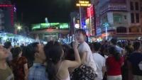 Nghệ An: Giải pháp nào để thu hút khách ở phố đêm đường Cao Thắng ?